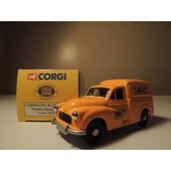 MORRIS MINOR VAN 1961 BIC ORANGE