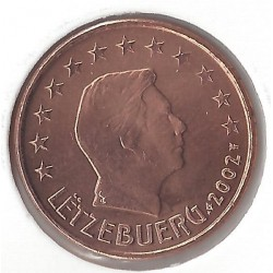 LUXEMBOURG 5 CENTIMES 2002