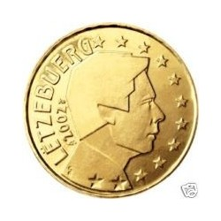 Luxembourg 2002 20 CENTIMES SUP