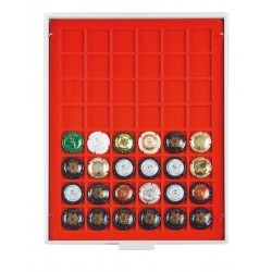 BOX POUR 48 CAPSULES CHAMPAGNE (lindner)