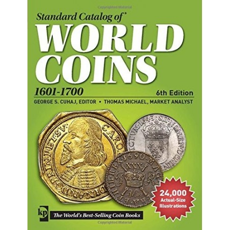 WORLD COINS 1601-1700
