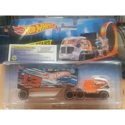 Hot Wheels Track Stars SPEED FLEET Truck New
