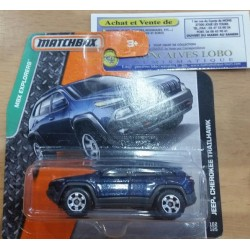 MATCHBOX MBX EXPLORERS JEEP CHEROKEE TRAILHAWK New