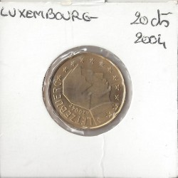Luxembourg 2004 20 CENTIMES SUP