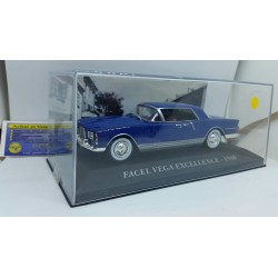 FACEL VEGA 1960 EXCELLENCE BLEU 1/43 1:43
