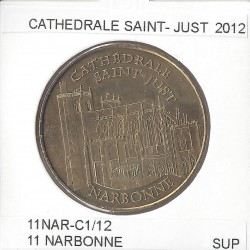 11 NARBONNE CATHEDRALE SAINT JUST 2012 SUP
