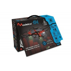 DRONE Modelco 18H Rouge MODELCO Middle Drone 18H