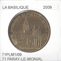 71 PARAY LE MONIAL LA BASILIQUE 2009 SUP