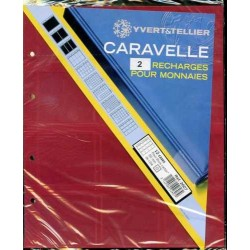 RECHARGE CARAVELLE 12 CASES (Yvert)