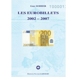 GADOURY COTATION DES EUROBILLETS 2002-2009 par GUY SOYER