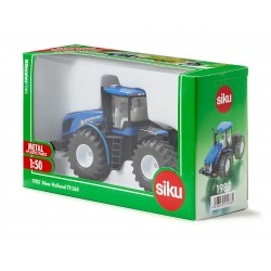SIKU 1983 TRACTEUR NEW HOLLAND 1:50 METAL en BOITE D ORIGINE