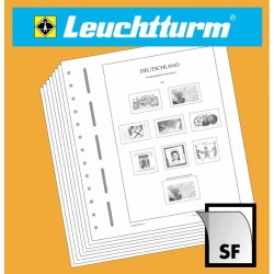 FEUILLE COMPLEMENTAIRE SF France CARNET 2010 340742