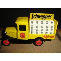 CHEVROLET DRINKS VAN SCHWEPPES 1/55