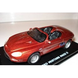 FORD MUSTANG MACH III ROUGE 1/43