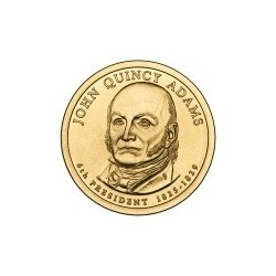 AMERIQUE (U.S.A) 1 DOLLAR 2008 D JOHN QUINCY ADAMS SUP-