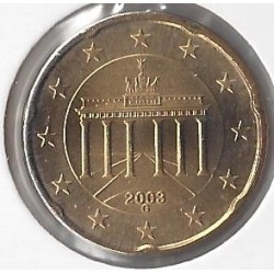 Allemagne 2003 G  20 CENTIMES SUP